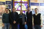 ВолГУ развивает сотрудничество с Университетом Любляны