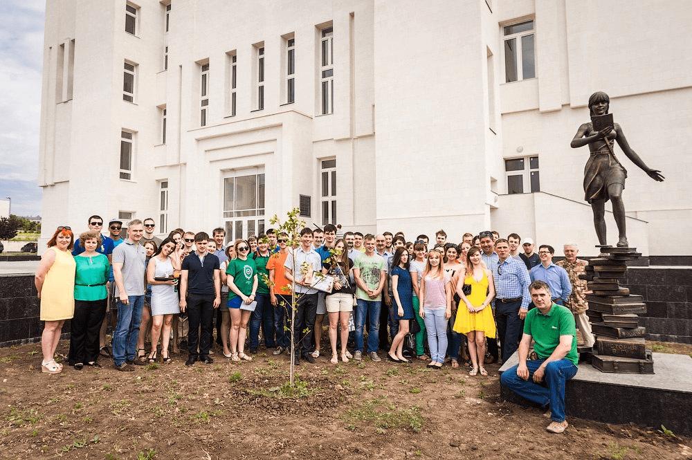 Члены ассоциации выпускников